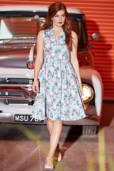 Joe Browns On Safari Dress