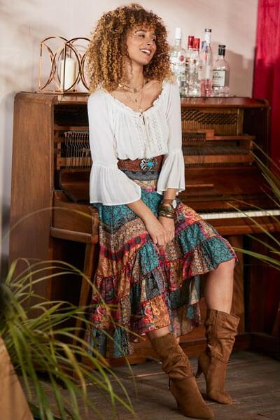 Joe Browns Fishtail Skirt
