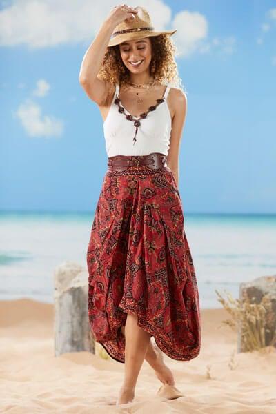 Joe Browns Bountiful Beach Skirt