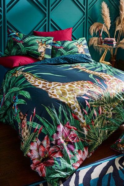 Opulent Savannah Bed Set