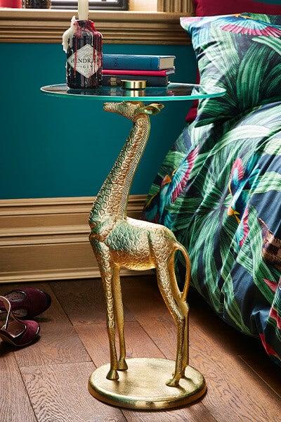 Giraffe Side Table