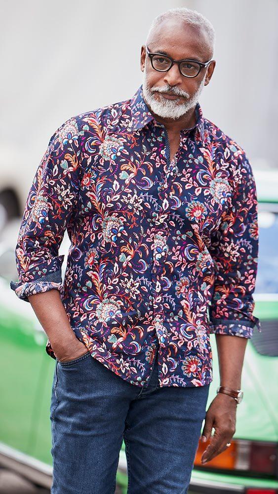 Joe Browns Perfect Paisley Shirt