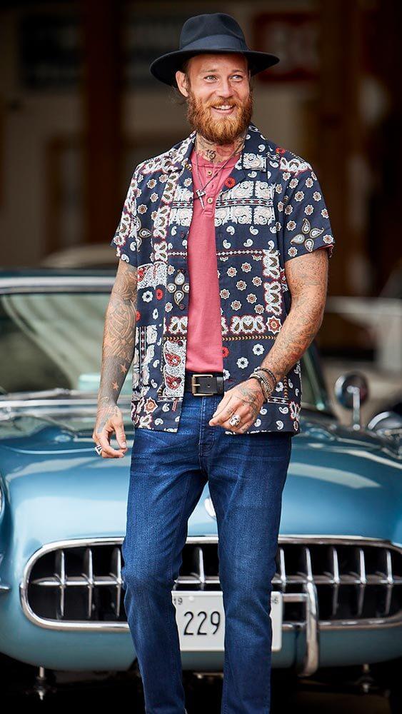 Joe Browns Full Throttle Shirt