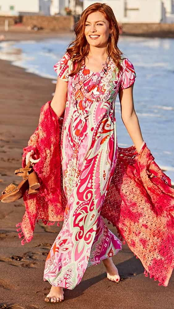 Joe Browns Vivacious Print Dress