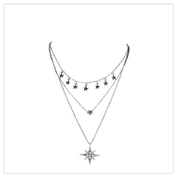 star for the night necklace