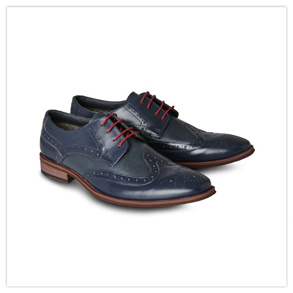 Suited High Shine Brogues