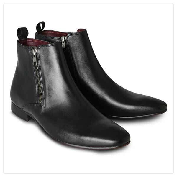 Rhythm Double Zip Boots