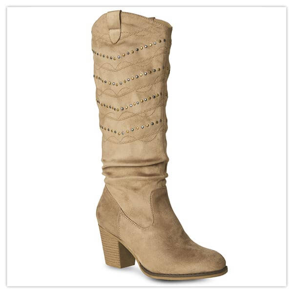 Portobello Studded Boots