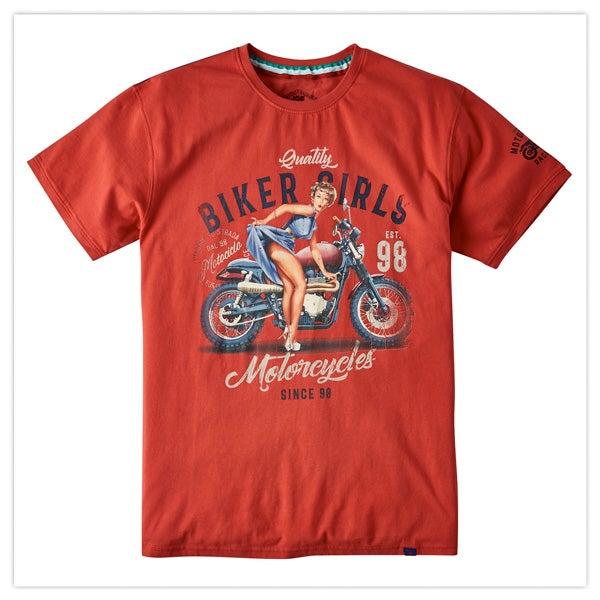 Biker Girls Tee