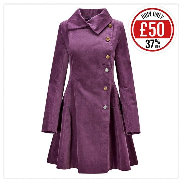 Joyful Winter Coat