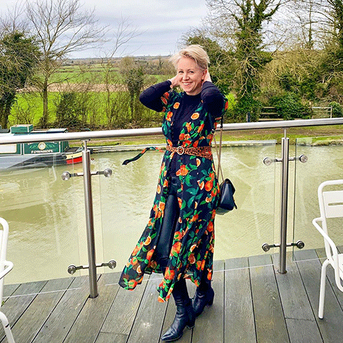Cool And Quirky Dress on Laura style 2