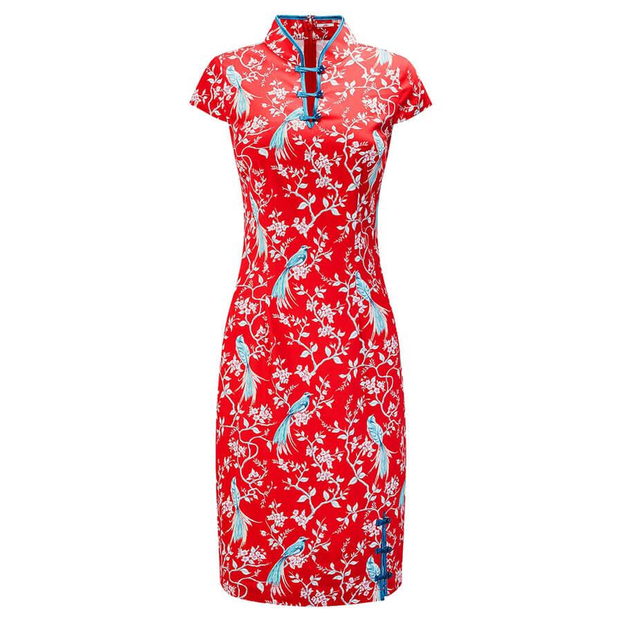 Joe Browns Elegant Mandarin Collar Dress - Product