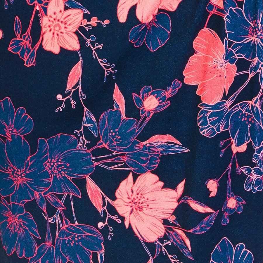 Joe Browns Moonlight Floral Dress - Close Up