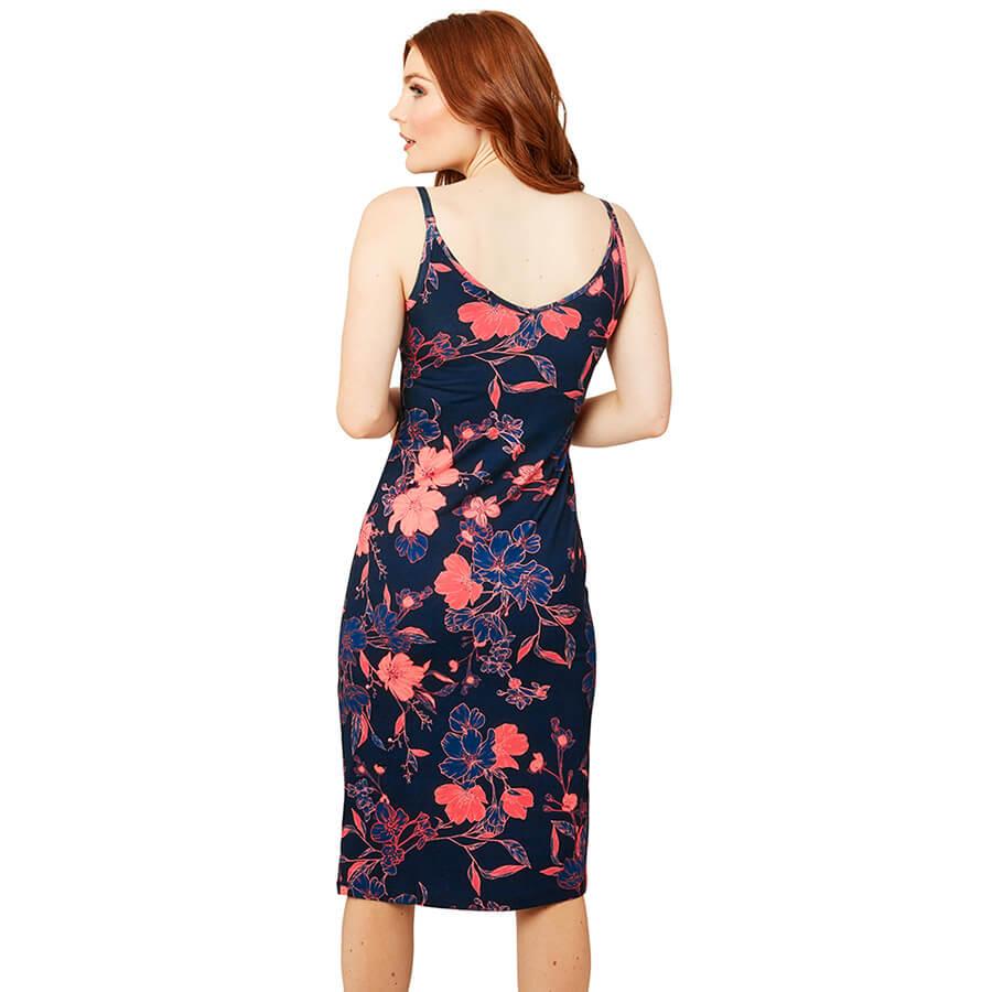 Joe Browns Moonlight Floral Dress - Back