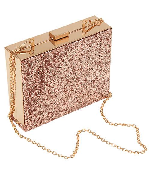 Magical Evening Bag Gold