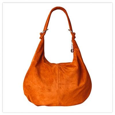 San Lorenzo Suede Bag