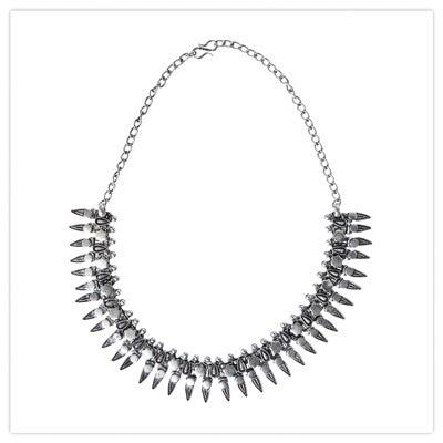 Mexicano Beat Beaded Necklace