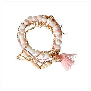 Pack of 5 Boho Bracelets