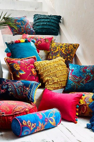 Chidiya Cushions & Throws