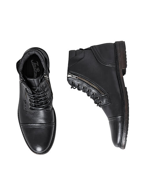 Glavin Double Zip Boots