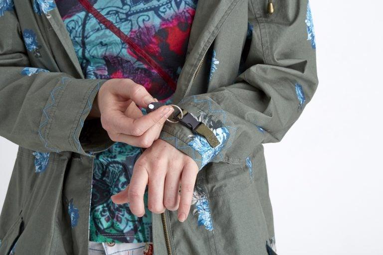 Festival Jacket - Model Shot