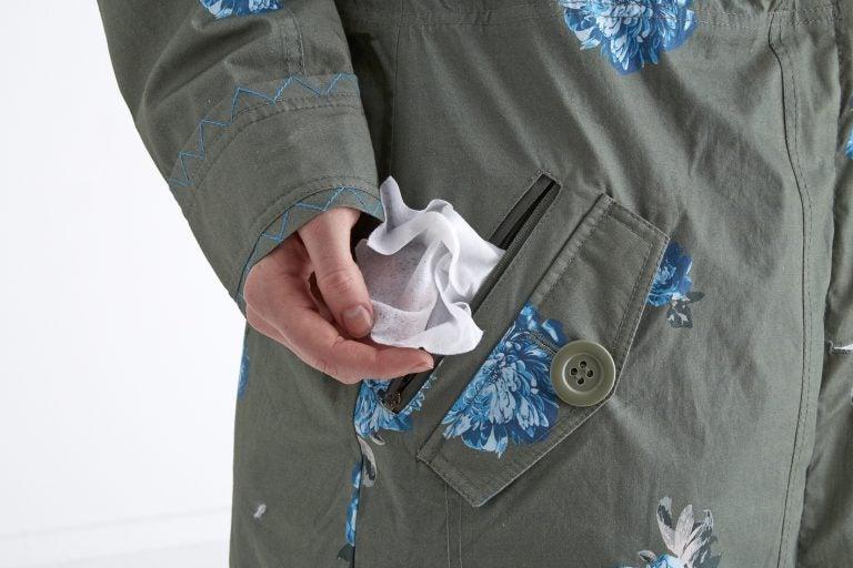 Festival Jacket - Detail Shot