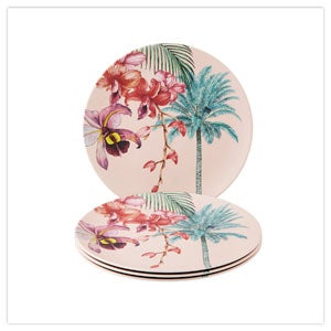 Perfect Oicnic Set of 4 Mealmine Dinner Plates