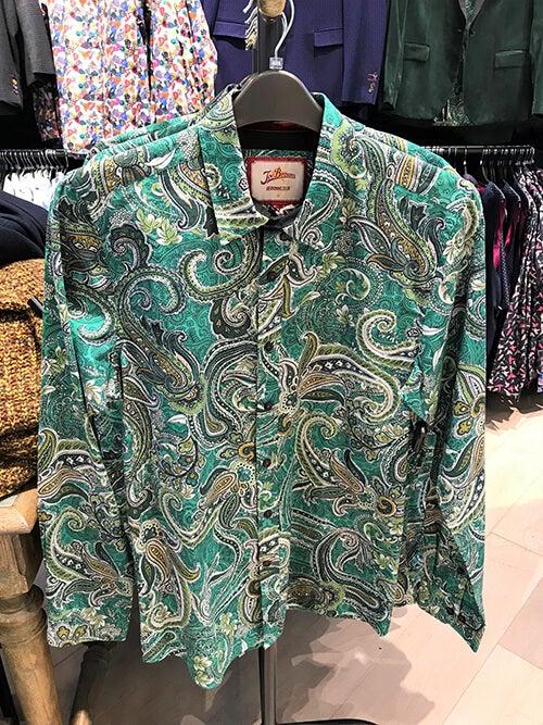 Pop Paisley Shirt £35