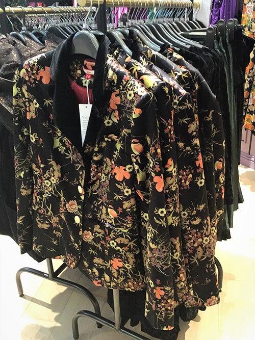 Valentina Velvet Jacket £75