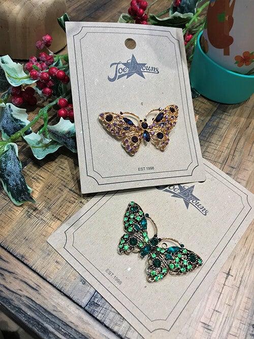 Sensational Butterfly Brooch £18