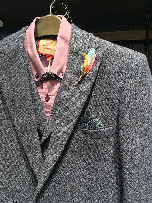 Terrific Textured Blazer