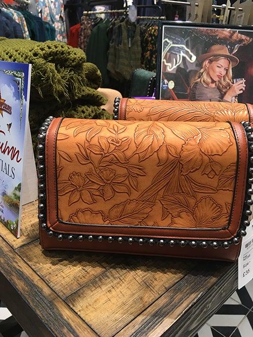 Secret Forest Embossed Bag