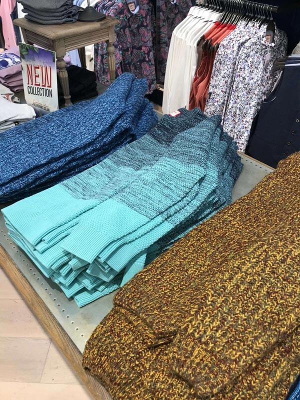 Joe Browns knitwear