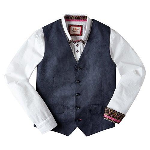 Suitably Snappy Waistcoat