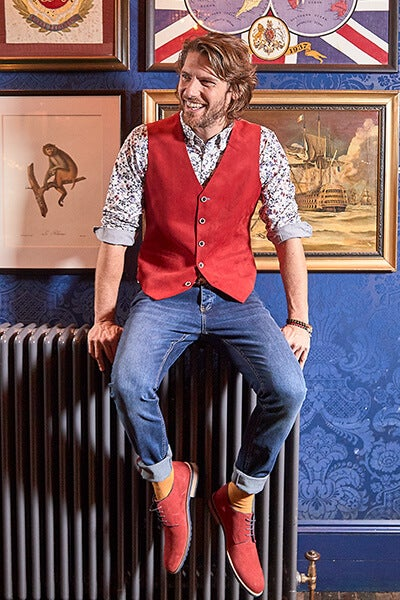 Joe Browns Confident Cool Waistcoat
