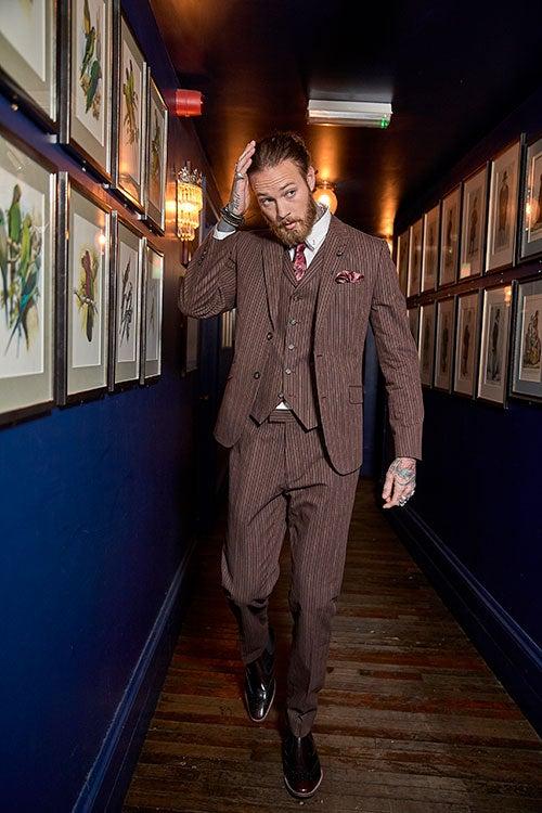 Sensational Stripe Suit