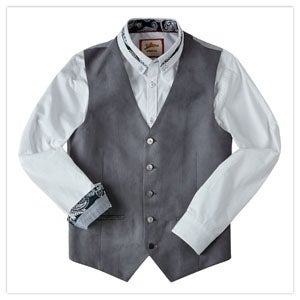 Touch of Class Waistcoat