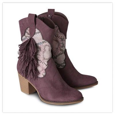 Fabulous Weekend Boho Boots