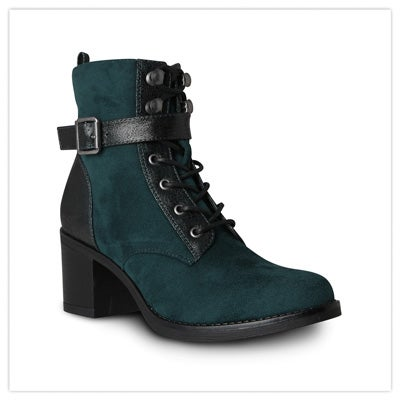 Set The Trend Strappy Boots