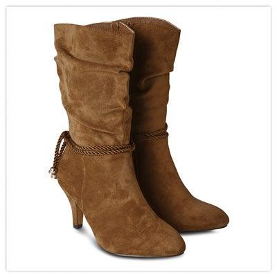 Portobello Road Slouchy Boots