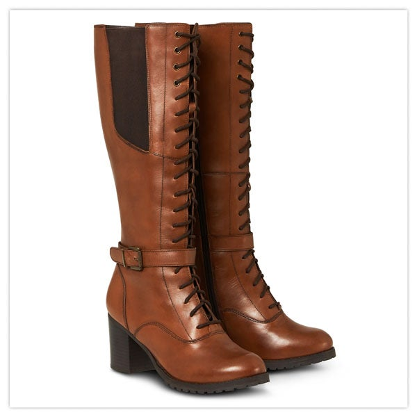 Everything & More Leather Boots