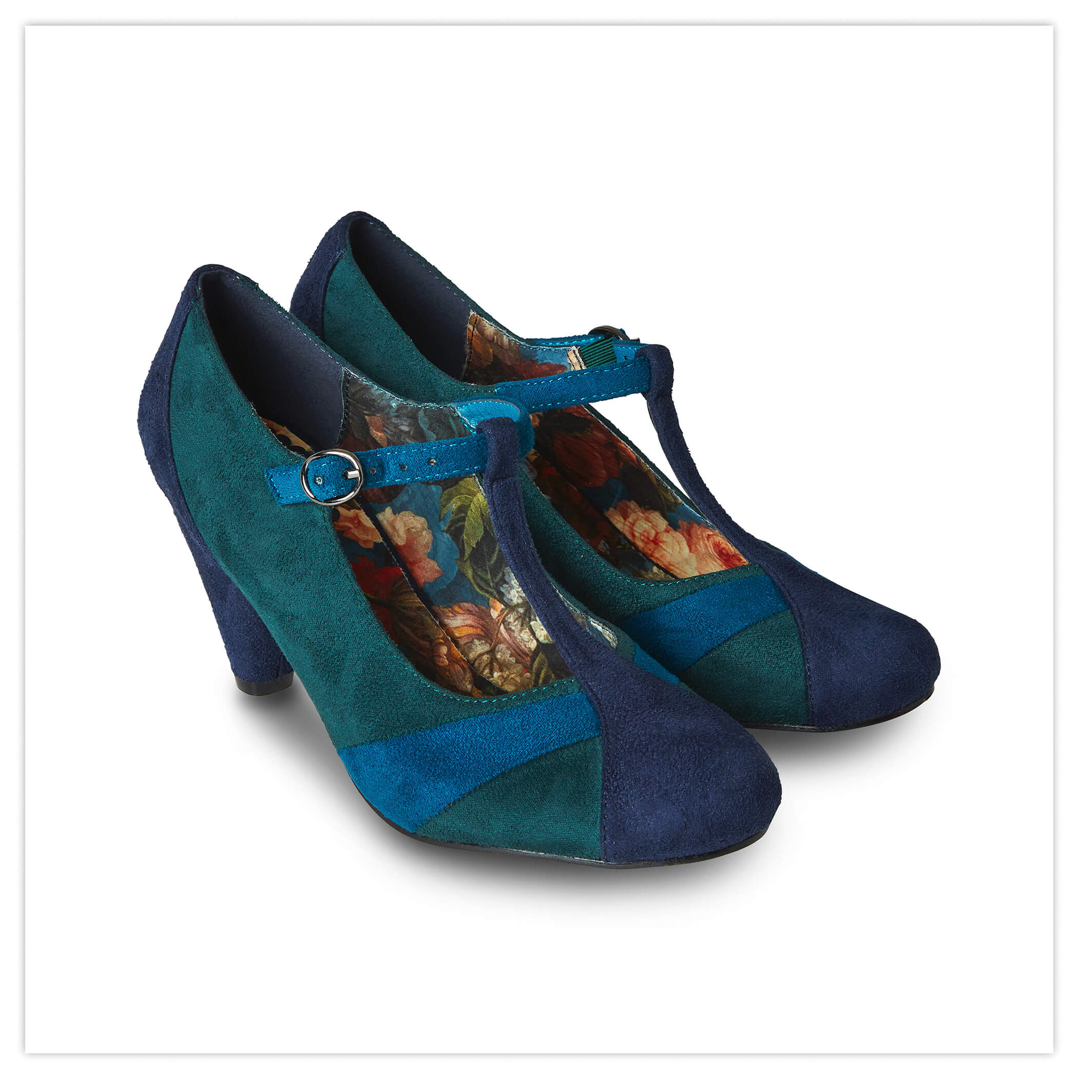 Pacific Heights Tbar Shoes