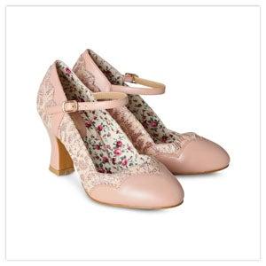 It Must Be Spring Heels