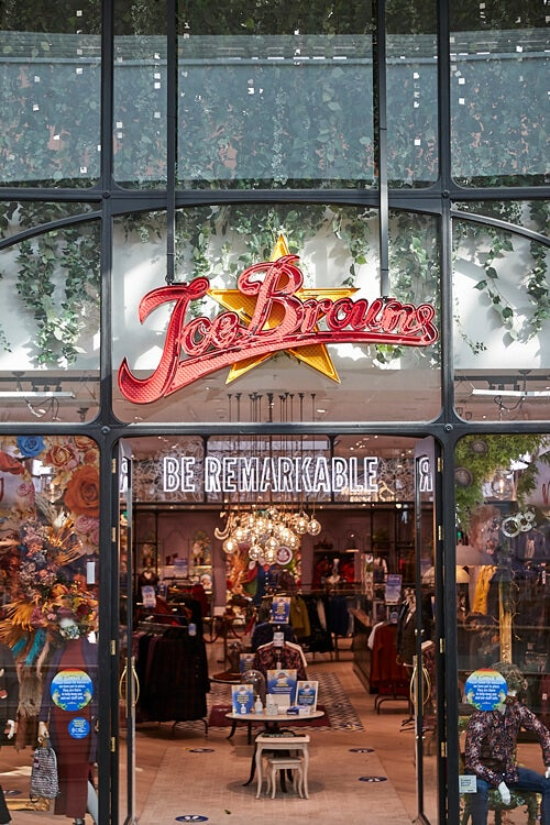 Joe Browns Meadowhall Store