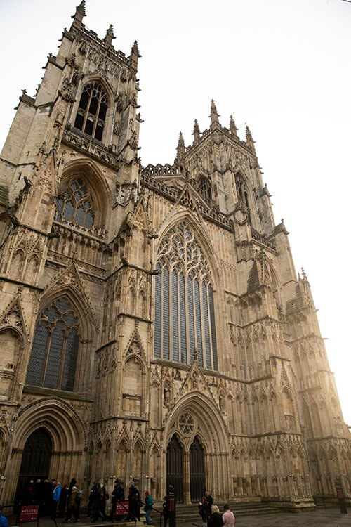 York Minster Abbey - Behind the Scenes With Joe Browns