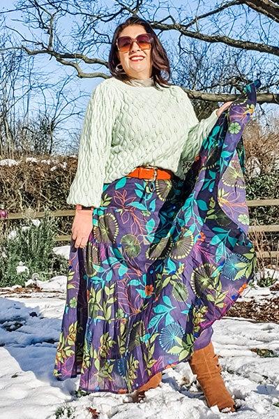 Botanical Garden Skirt