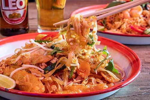 Zaap Pad Thai