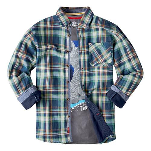 Comfortably Cool Check Shirt