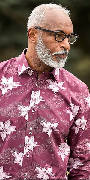 Fantastic Floral Shirt