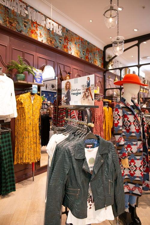 Joe Browns Meadowhall Store